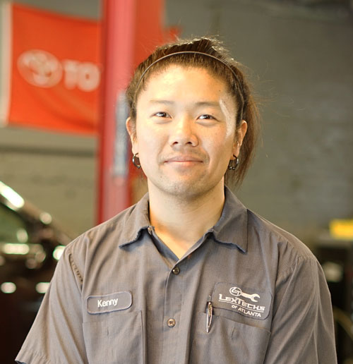 KENNY CHAN Diagnostics Specialist - Decatur