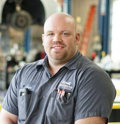DUSTIN FISHER Technician - Johns Creek