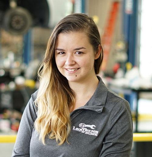 JESSICA ANDERSON Service Advisor
