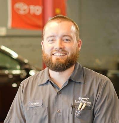 CHARLIE COLLINS Technician - Decatur