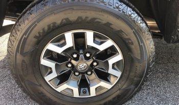 2016 Toyota Tacoma TRD full